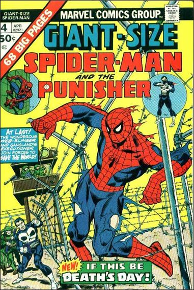 Giant-Size Spider-Man (1974) 4-A by Marvel