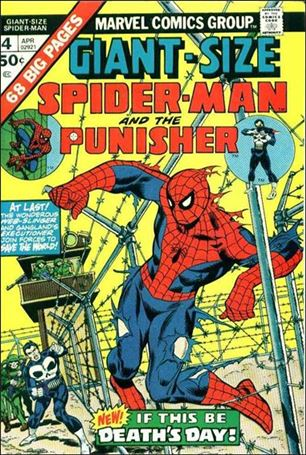 Giant-Size Spider-Man (1974) 4-A