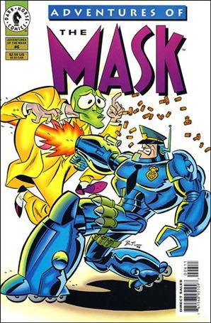 Adventures of the Mask 6-A