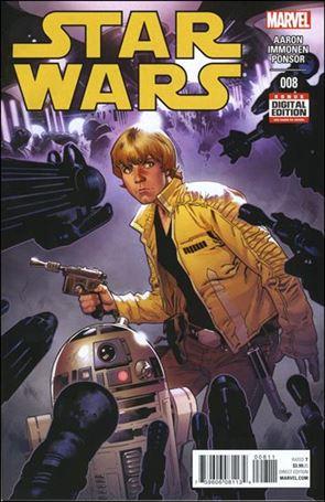 Star Wars (2015) 8-A