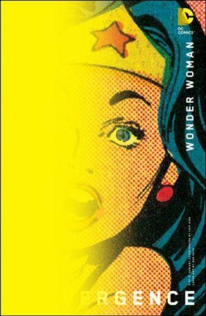 Convergence Wonder Woman 2-B