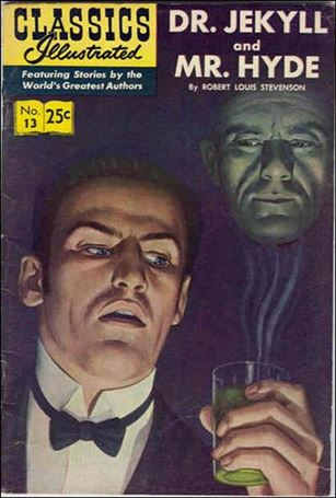 Classic Comics/Classics Illustrated 13-O