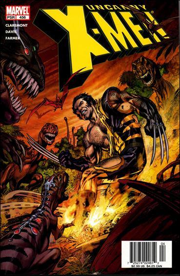Uncanny X-Men (1981) 456-B by Marvel