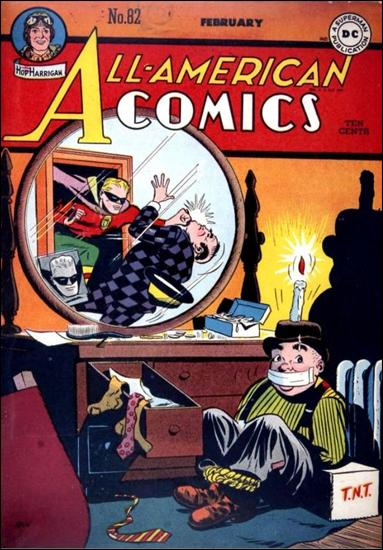 All-American Comics (1939) 82-A by DC