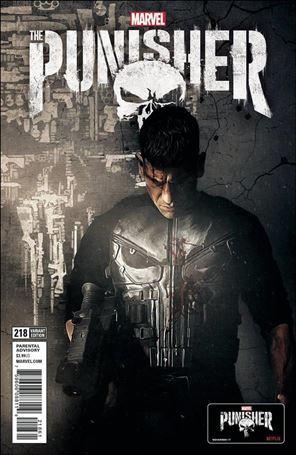 Punisher (1987) 218-C