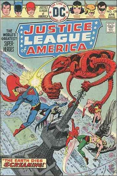 Justice League of America (1960) 129-A by DC