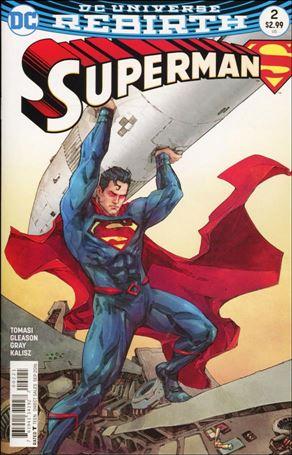 Superman (2016) 2-B