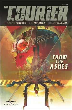 Courier: From the Ashes 5-B