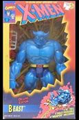 "X-Men Deluxe Edition 10"" Action Figures Beast"