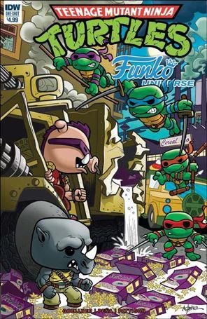 Teenage Mutant Ninja Turtles Funko Universe One-Shot nn-A