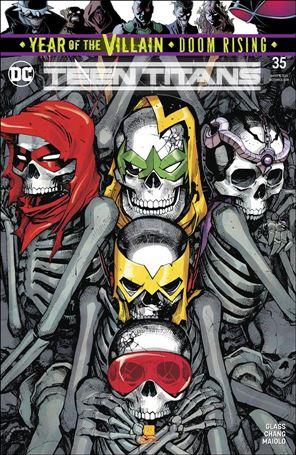 Teen Titans (2016) 35-A