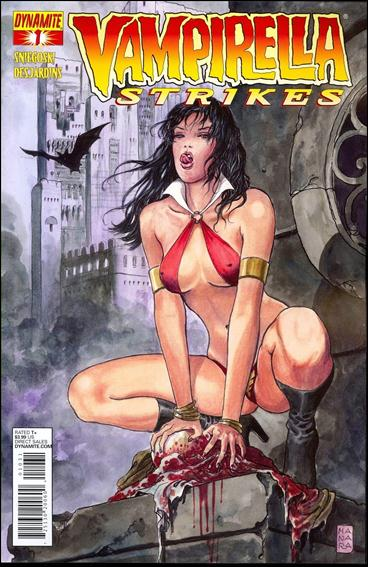 Vampirella Strikes (2013) 1-C by Dynamite Entertainment