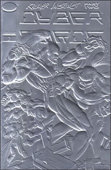 Cyberforce (1993) 2-B by Image