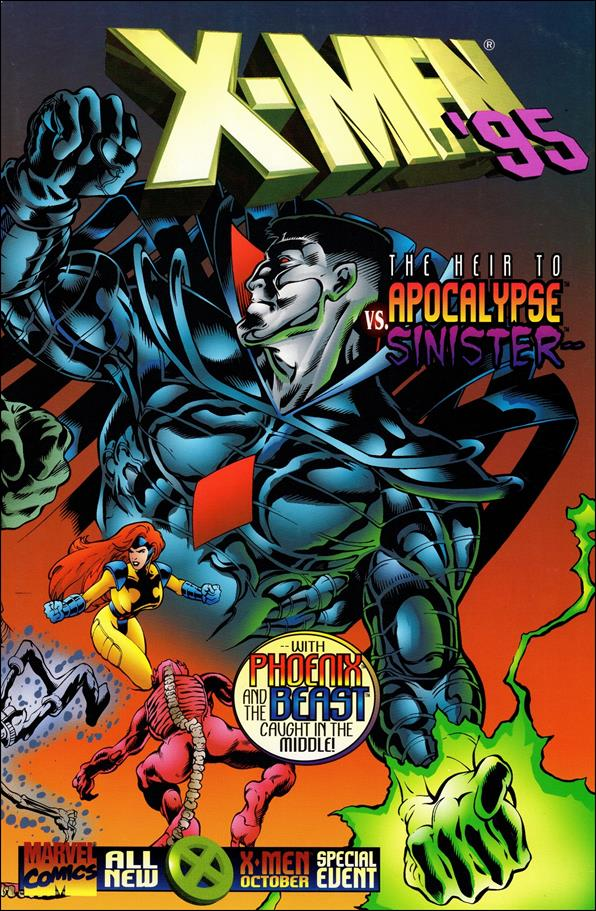 X-Men Annual 1995-A by Marvel