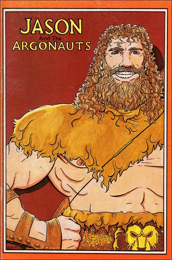 Jason and the Argonauts (1990) 3-A by Tome