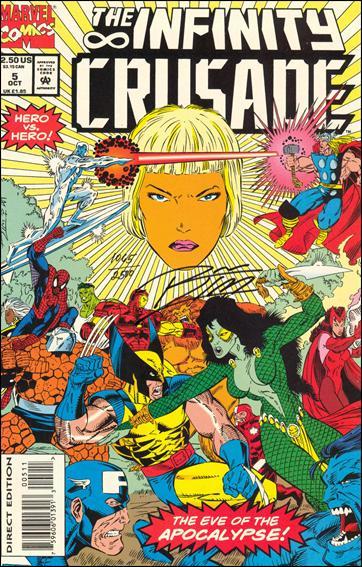 Infinity Crusade 5-B by Marvel