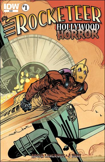 Rocketeer: Hollywood Horror 1-A by IDW