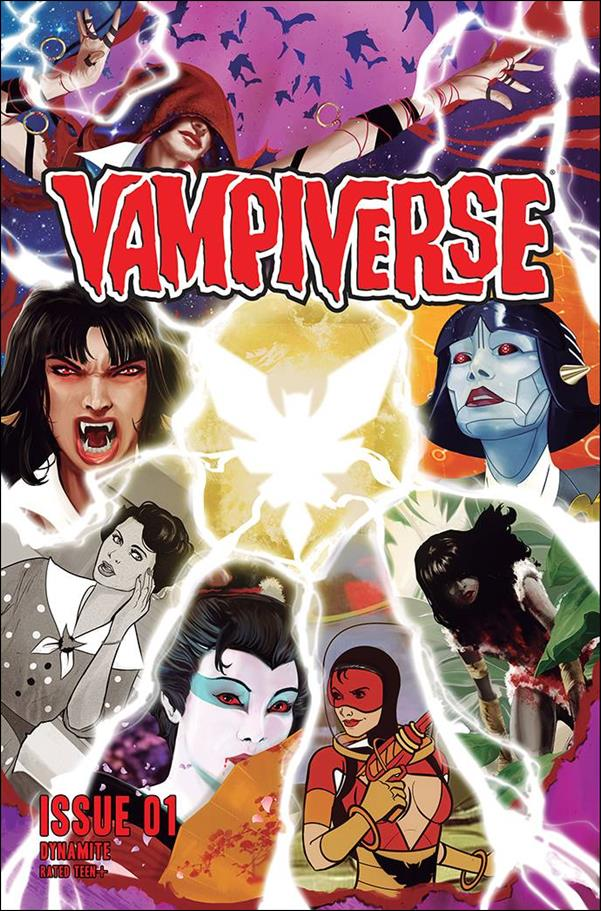 Vampiverse 1-G by Dynamite Entertainment