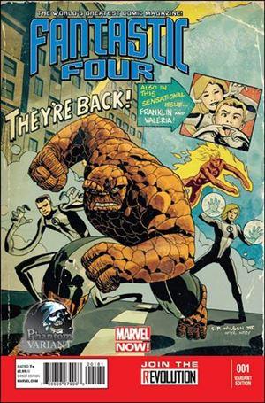 Fantastic Four (2013) 1-G