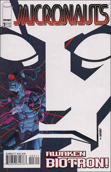 Micronauts (2002) 3-A by Image