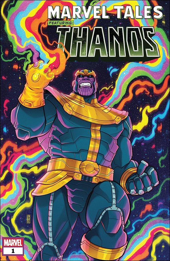 Marvel Tales: Thanos 1-A by Marvel