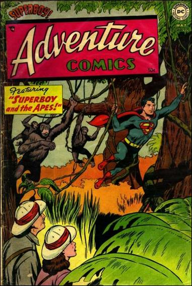 Adventure Comics (1938) 200-A by DC