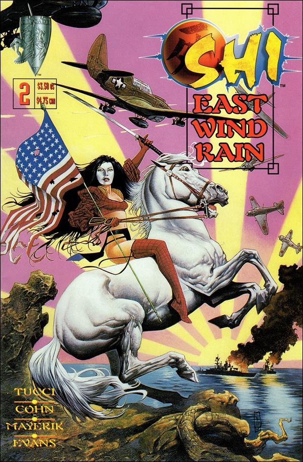 Shi: East Wind Rain 2-A by Crusade