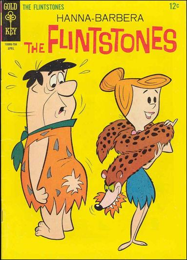 Flintstones (1961) 39-A by Gold Key