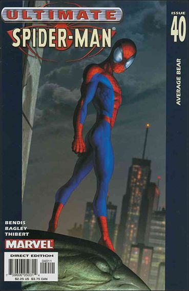 Ultimate Spider-Man (2000) 40-A by Marvel
