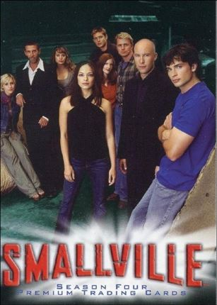 Smallville: Season Four (Promo) SM4-UK-A