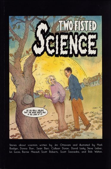 Two-Fisted Science nn-A by G.T. Labs