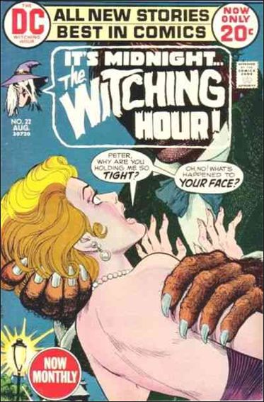 Witching Hour (1969) 22-A by DC