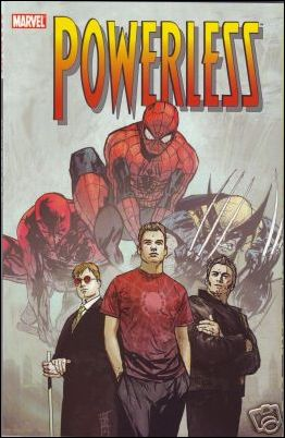 Powerless 1-A by Marvel