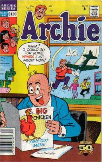 Archie (1942) 387-A by Archie