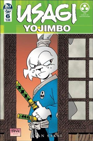 Usagi Yojimbo (2019) 6-A