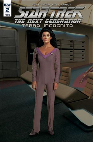 Star Trek: The Next Generation: Terra Incognita 2-B