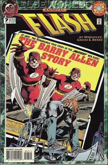 Flash Annual  7-A by DC