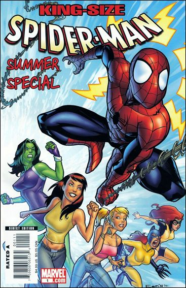 King-Size Spider-Man Summer Special 1-A by Marvel