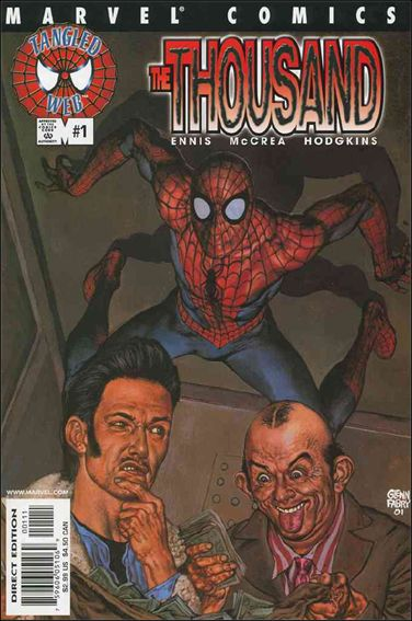 Spider-Man's Tangled Web 1-A by Marvel