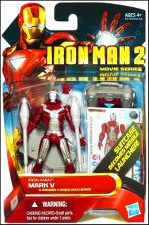 Iron Man 2 Iron Man - Mark V (Movie Series)