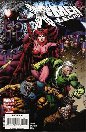 X-Men Legacy (2008) 209-A