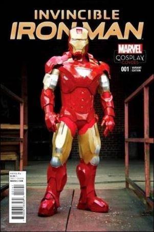 Invincible Iron Man (2015)  1-C