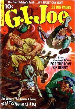 G.I. Joe (1951) 11-A