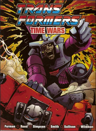 Transformers: Time Wars nn-A by Titan