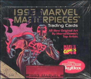1993 Marvel Masterpieces 1-A by SkyBox