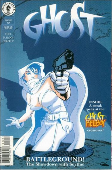 Ghost (1995) 12-A by Dark Horse