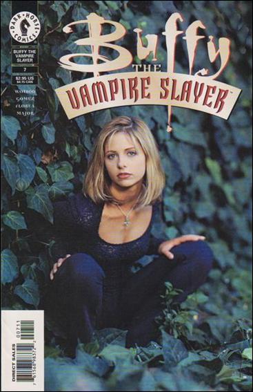 Buffy the Vampire Slayer 7-B by Dark Horse