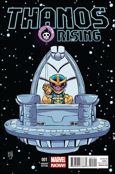 Thanos Rising 1-C by Marvel