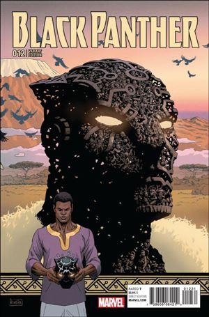 Black Panther (2016) 12-C