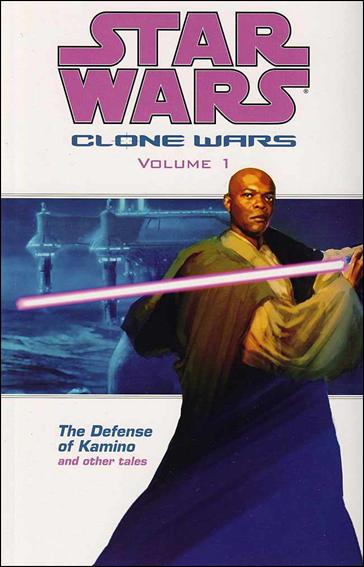 Star Wars: Clone Wars 1-A by Dark Horse